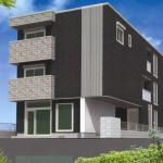 仮称)野火止5丁目 新築アパート 1K